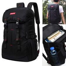Waterproof Men Backpack Business Computer Bag 12-17 Inch Laptop School Rucksack