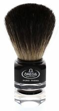 Omega 33176 Pure Badger Hair Shaving Brush