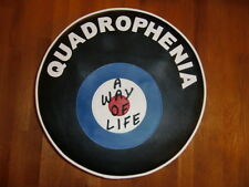 Quad/ Way of Life  Scooter Wheel Cover