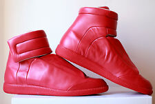 Maison Martin Margiela All Red Future High-Top Sneakers US 9