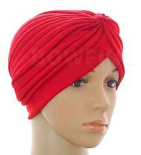 Ladies Band Hat Cap Hijab Headwear Wrap Hair Loss Chemo Bandana Turban