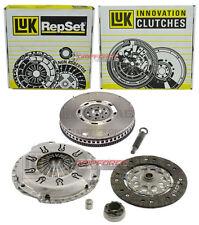 LUK CLUTCH KIT REPSET & DMF FLYWHEEL 97-01 AUDI A4 97-98 A6 99-05 VW PASSAT 2.8L