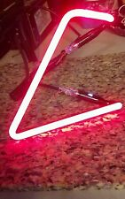 Budweiser bow outline beer light neon sign part 2010 FIFA cup