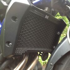 Yamaha MT-07 Radiator Guard FZ-07 Rad Cover 2014 2015 2016 2017 Stainless Steel.