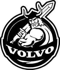 VOLVO VIKING Sticker Car Surf Vinyl Decal Sticker EURO JDM DUBV Funny Jap VW 3