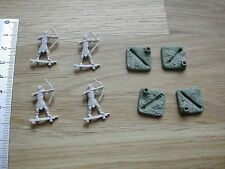 STARK NORTH ARCHERS /+/-15MM MINIAT./BATTLES OF WESTEROS  M93