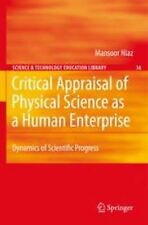 Contemporary Trends and Issues in Science Education Ser.: Critical Appraisal...