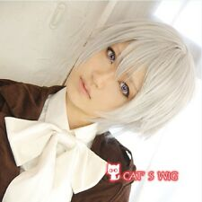 APH Axis Powers Hetalia Iceland cosplay wig