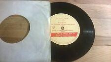 """7"""" classica H. RAFFLENBEUL-JS Bach: in Dulce (2) canzone HF KRIEN Flexi disc only"""