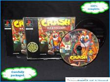 Crash Bandicoot black label game in original case + FREE Super Mario figure