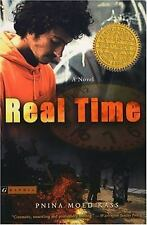 Real Time by Pnina Moed Kass (2006, Paperback, Reprint)
