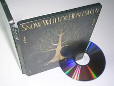 SNOW WHITE & THE HUNTSMAN   Limited Steelbook Edition [ USA ]