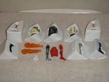 STAR WARS LEGACY COLLECTION BUILD A DROID LOT OF BODY PARTS BAD LOT OF14 PARTS