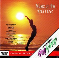 Various-music on the move * CD * NUOVO *