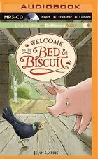 Bed and Biscuit: Welcome to the Bed and Biscuit 1 by Joan Carris (2015, MP3...