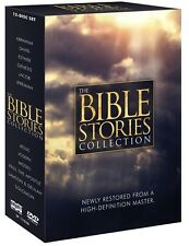 THE BIBLE STORIES COLLECTION New Sealed 12 DVD Set Turner