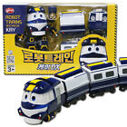NEW Robot Trains RT Transformer DX Kay 4-STEP Toy Animation Children Kids Gift