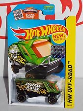 Hot Wheels New For 2015 #104 Aero Pod Green From RLC Factory Set
