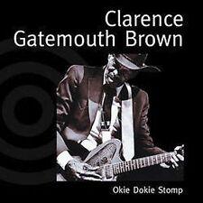 Clarence 'Gatemouth' Brown-Okie Dokie Stomp CD NEW