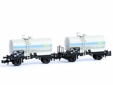 Ree MODELS nw-047 - 2 camion citerne sncf wagons de l'Equipement OCEM 29 Ep. III-NEUF