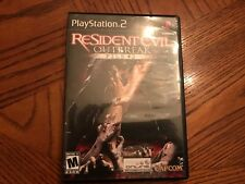 Resident Evil: Outbreak File # 2, (PS2)!