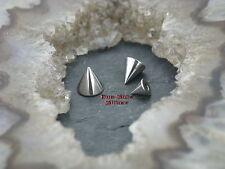 Piercing Wechselteil CONE  Kegelspitze Micro 1,2 Gewinde Tragus Helix Intim