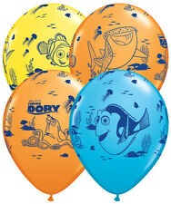 "10 pc 11"" Disney Finding Dory Latex Balloon Party Decoration Happy Birthday Nemo"