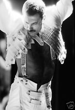 FREDDIE MERCURY / Queen * QUALITY CANVAS PRINT