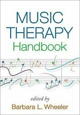 NEW - Music Therapy Handbook (Creative Arts and Play Therapy)
