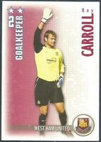 SHOOT OUT 2006-2007-WEST HAM UNITED-ROY CARROLL
