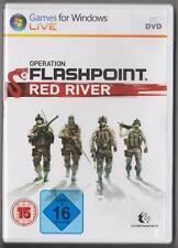 Operation Flashpoint: Red River Shooter PC Spiel