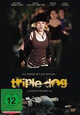 Triple Dog Britt Robertson  DVD Neu!