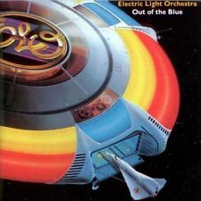 Electric LIGHT ORCHESTRA-out of the Blue CD * * Nuovo & non usato-non nella pellicola!