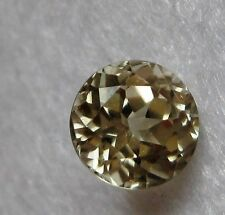 6mm Round Genuine Color Change Zultanite 0.99 carats, EC = Eye Clean (flawless)