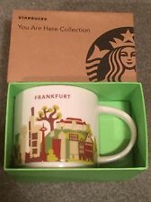 Starbucks Mug YAH Frankfurt Germany You Are Here Collection