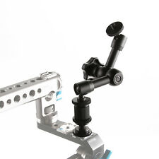"""7"""" Friction Articulating Magic Arm Adjustable for DSLR LCD Monitor light Camera"""