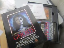 Michael Jackson collector's set with Ghosts box set