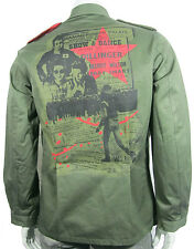 Punk Rock Clash Hammersmith Palais Joe Strummer Military jacket Medium