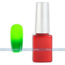 12ML Temperature Chameleon Thermal Change Color Soak Off Nail UV LED Polish Gel