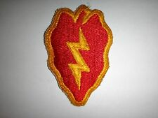 Vietnam War US Army 25th INFANTRY Division Patch