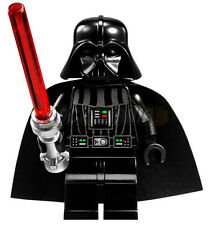 Darth Vadar Lego Wall Sticker Decal Easy Reuse / Remove