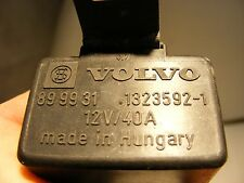 Volvo 740 240 Cooling fan fuel pump Radio Noise Suppression Relay 899931 1323592