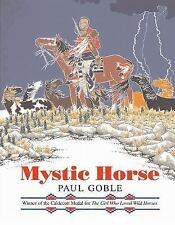 Mystic Horse-ExLibrary