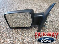 09 thru 10 F-150 OEM Genuine Ford Power Heat Signal Mirror Left Driver Side NEW
