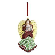 Reed & Barton Blown Glass Angel of Truth Ornament C4248 ~ NIB