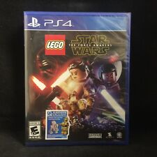 LEGO Star Wars: The Force Awakens (PlayStation 4, 2016) BRAND NEW / Region Free