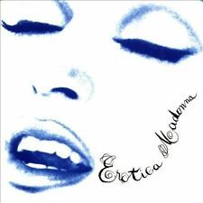 Madonna-Erotica (CD, Oct-1992, Maverick)