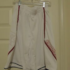 Adidas Louisville Cardinals White Basketball Shorts New Mens XL