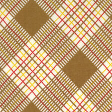 MODA Fabric ~ HAPPY CAMPERS ~ by American Jane (21207 13) by the 1/2 yard