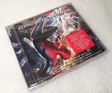 The Amazing Spider-Man 2 SOUNDTRACK CD SEALED Hans Zimmer Johnny Marr
